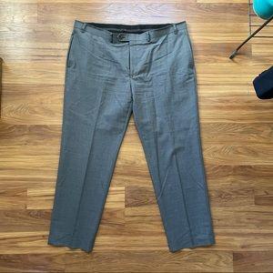Ralph Lauren Total Comfort Dress Pants — Grey